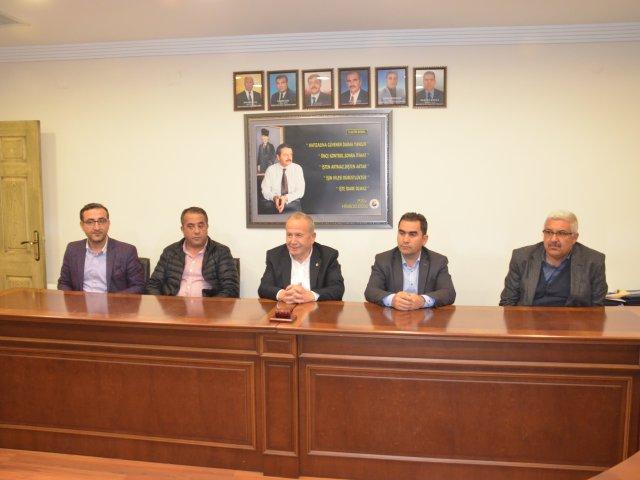 NTB'da Yeni Dönem ilk Meclis Toplantısı Yapıldı