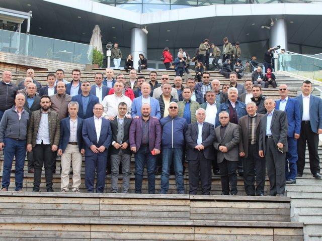 NTB Üyeleri İDMA Gıda ve Makine  2019 Fuarına katıldı.
