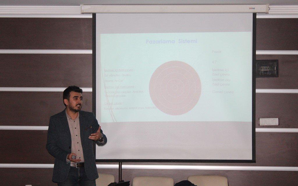 NTB'de Satış ve Pazarlama Stratejileri anlatıldı