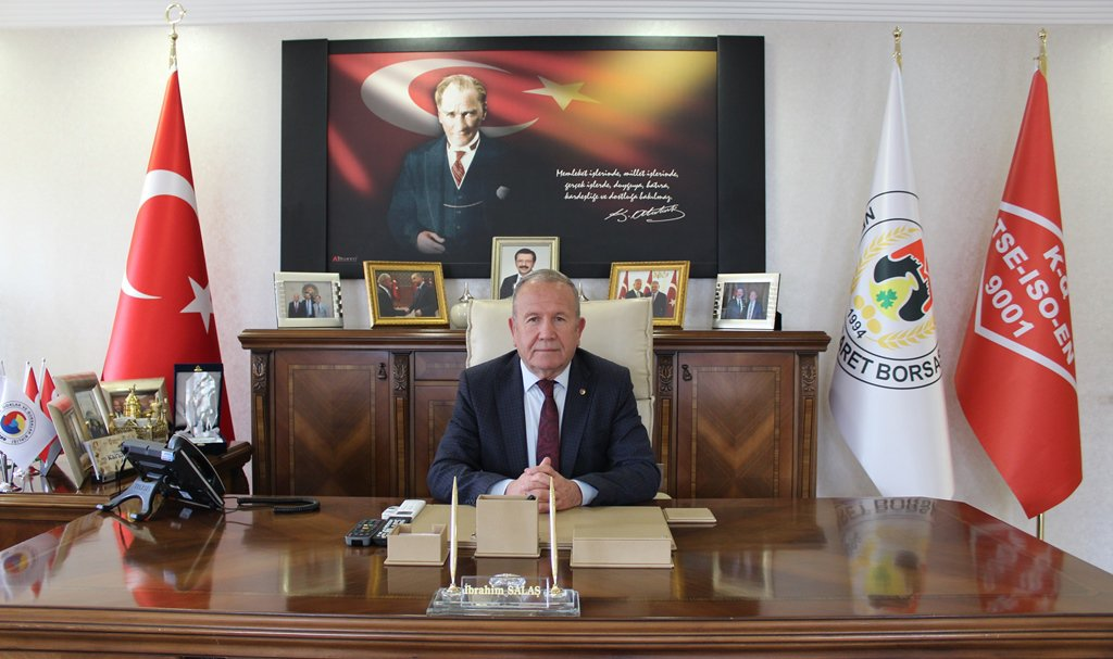 Başkan Salaş'dan '10 Aralık Dünya İnsan Hakları Günü' mesajı