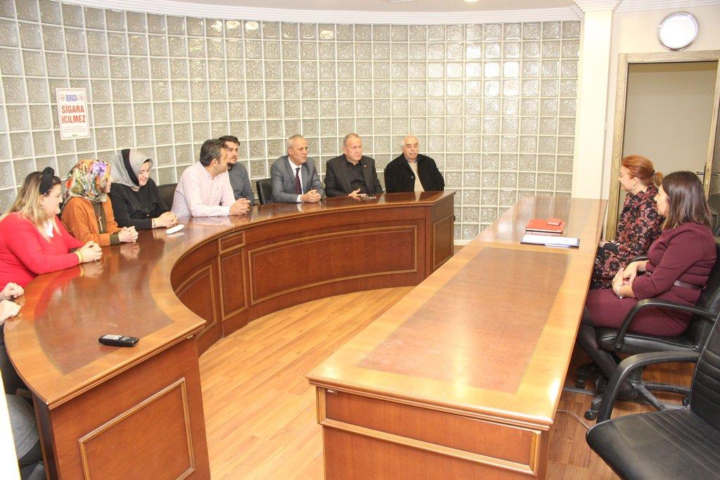 Nevşehir Ticaret Borsası'ndan 5 yıldızlı hizmete devam…