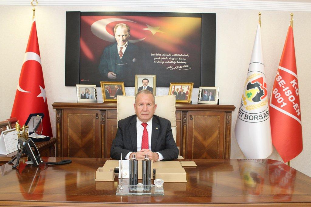 Başkan Salaş 'tan Yeni Yıl Mesajı