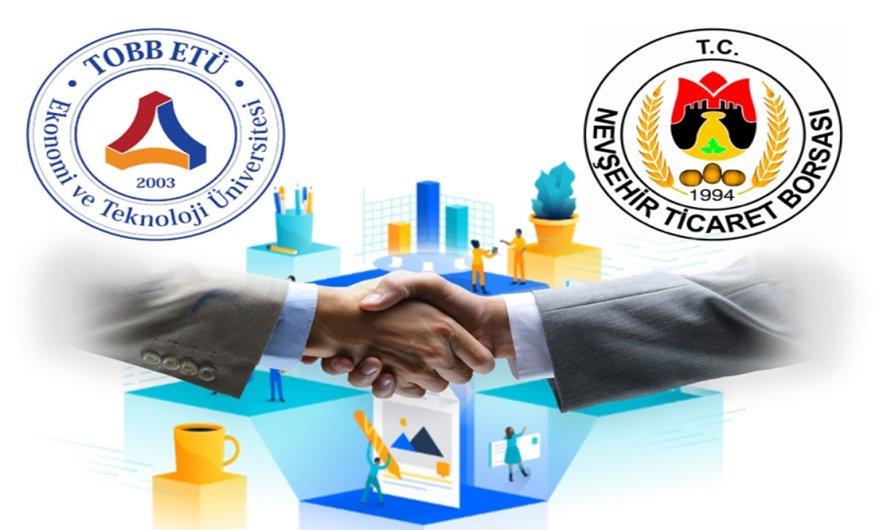 TOBB ETÜ ve NTB arasında İş Birliği Protokolü imzalandı