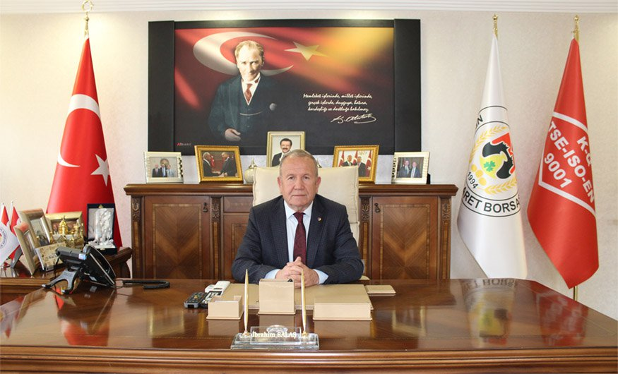 Başkan Salaş'dan Hicri Yılbaşı Kutlama Mesajı