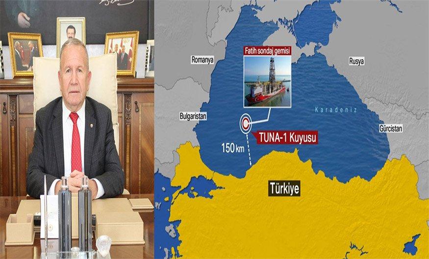Başkan Salaş, 'doğal gaz keşfini' değerlendirdi