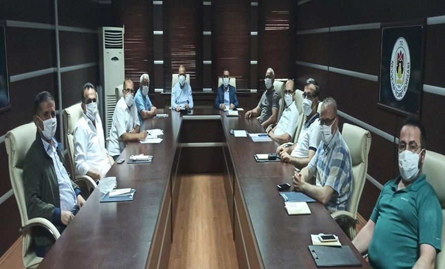 NTB Ağustos ayı meclis toplantısı yapıldı
