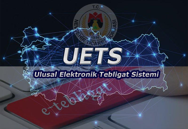 NTB'den 'Ulusal Elektronik Tebligat Sistemi' Uyarısı