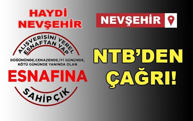 Nevşehir Ticaret Borsası Başkanı Salaş'dan Önemli Çağrı!