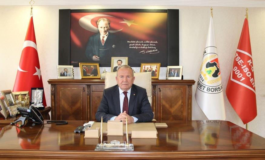 Başkan Salaş'dan 18 Mart Mesajı