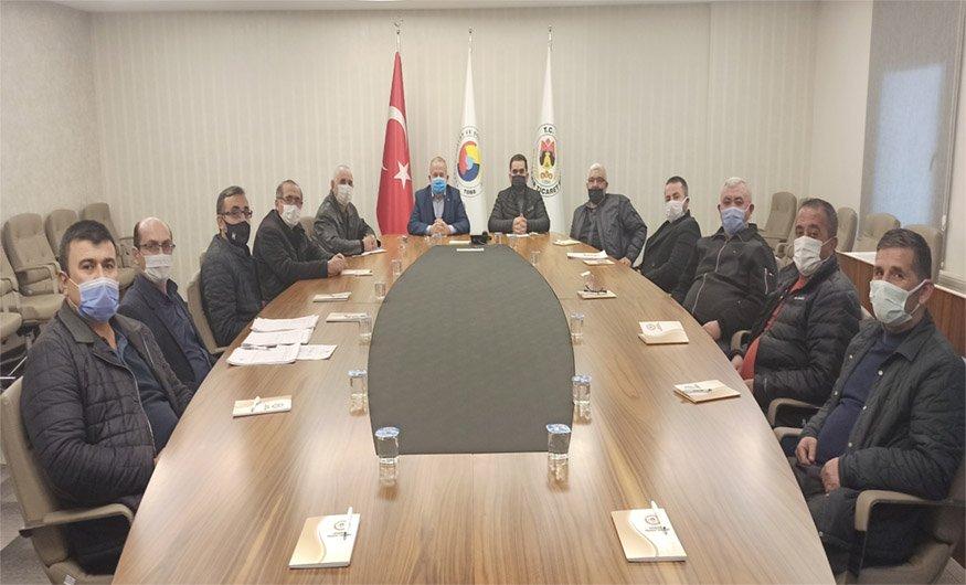 NTB Mart ayı meclis toplantısı yapıldı