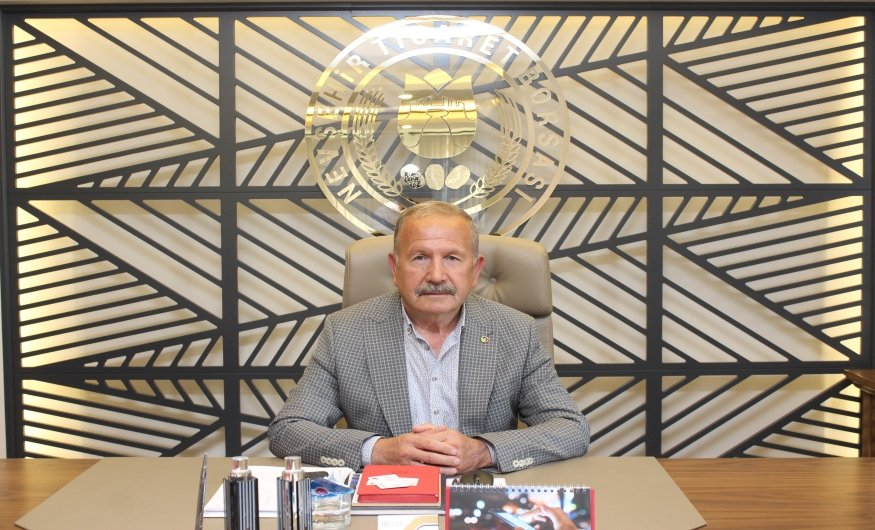 NTB Başkanı İbrahim Salaş'dan Kurban Bayramı Mesajı