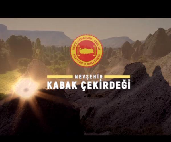 Coğrafi İşaretli Nevşehir Kabak Çekirdeği