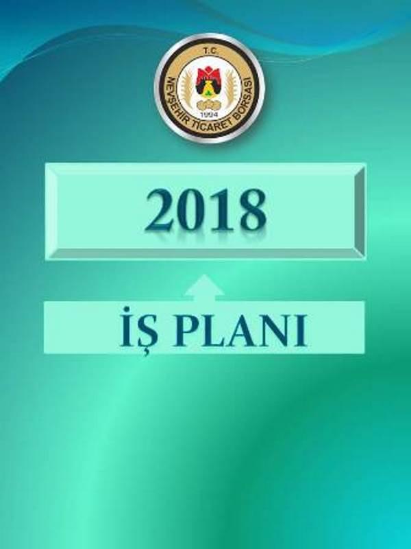 İŞ PLANI 2018